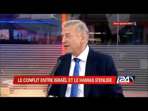 URGENT L'AVEU Israël a Créé le Hamas Avi Primor Ancien Ambassadeur