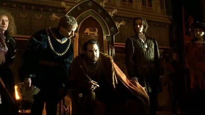 Проклятые короли 5 серий из 5 Les Rois maudits 2005 4 серия Французская волчица
