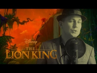 Король лев Сan you feel the love tonight Кавер Lion King love theme Elton John Cover Vocal