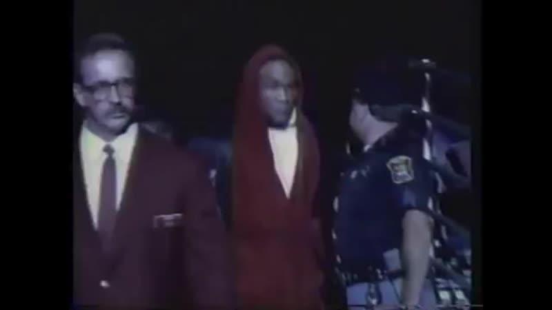 Джордж Форман vs Бобби Хитц (полный бой) [10.09.1988]