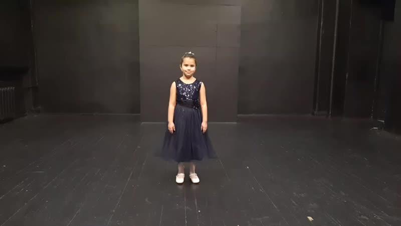 Муханова Марта 7 лет Раим ФаохаиМуханова Марта 7 лет Раим Фархаид Сон медвежонка