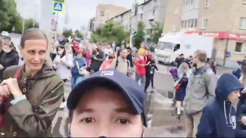 ВОТ ЭТО Я ПОНИМАЮ БУНТ за Великий Байкал вышли сотни тысячь по всей стране