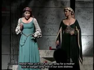 Verdi  - I Lombardi alla Prima Crociata (The Lombards on the First Crusade)         English Subs(360p)