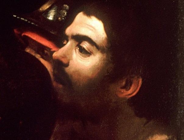 «Поцелуй Иуды», Караваджо ок. 1602 г. Холст, масло. Размер: см. Национальная галерея Ирландии, Дублин, Ирландия Знаменитая сцена «Поцелуй Иуды» долгие века, почти 2 тысячи лет была символом