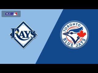 AL /  / TB Rays  TOR Blue Jays (3/3)