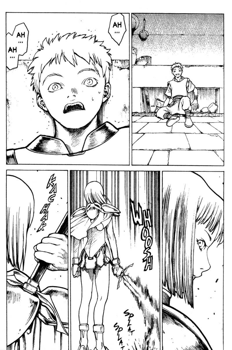 Claymore, Chapter 1, image #56