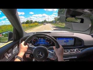 2021 Mercedes-AMG GLS 63 - POV Test Drive