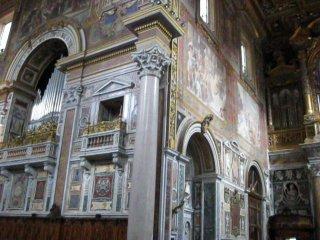Рим Собор Иоана Крестителя Латеранского