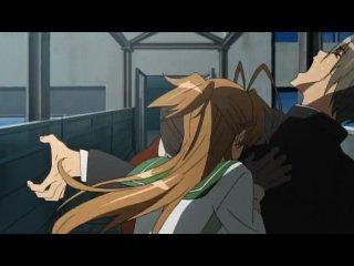 Школа Мертвяков ★ Gakuen Mokushiroku High School of the Dead [HQ480p.] [ & Ice Scream] Серия 1