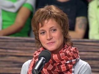 Ольга Зейгер в Модный приговор 2009 11 3