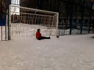 Бабушка футболист забившая внуку в очко