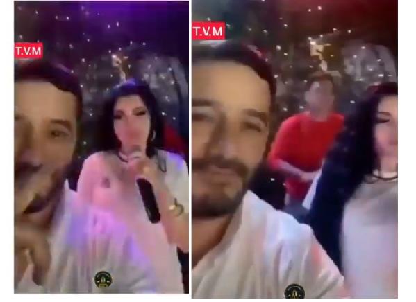 Фарзона Хуршед после свадьбы матери поет с новым Отцом Пулодом Шароповым