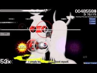 Osu! Bad Apple!! - Masayoshi Minoshima feat. nomico (Hard)