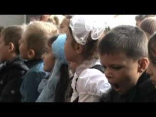 Fiesta de comienzo de curso en Orane. ( Ivankiv - Ucrania )