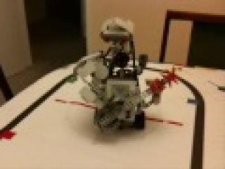 Guitar Playing Robot Lego Mindstorms NXT
