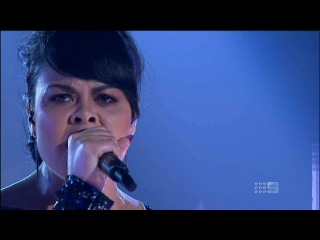 Miss Murphy - Sorry Seems to Be the Hardest Word (The Voice AU 2013)