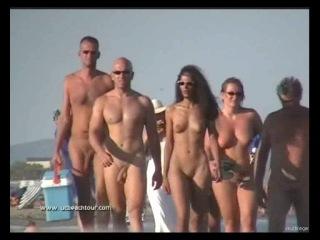 Mediterranean nude beaches 2