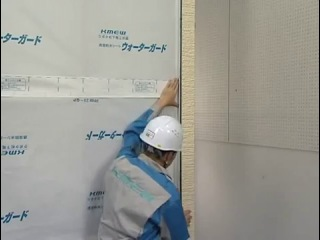 Монтаж фасадных панелей KMEW - видео часть 9
