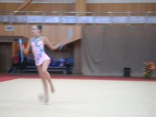 Михалищева Юля, Кубок Губернатора, Челябинск 2011