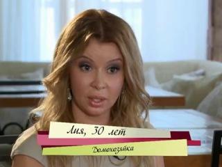 Elya Chavez в передаче Королева Шоппинга на СТС