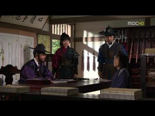Возвращение Иль Чжи Мэ / The Return of Iljimae [15/24] озвучка GREEN TEA