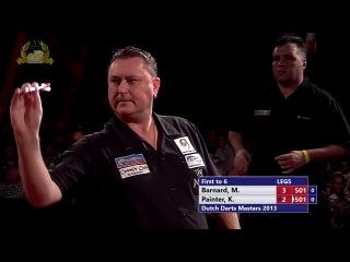 Michael Barnard vs Kevin Painter (Dutch Darts Masters 2013 / Second Round)