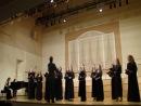 Колледж им. Гнесиных Переложение для женского хора В.Самарина. Ты помнишь ли вечер Дирижирует студент 2 курса Михаи
