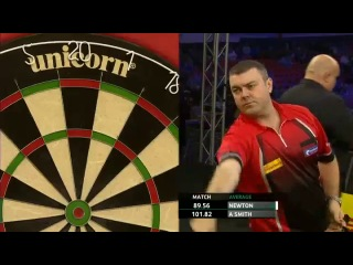 Wes Newton vs Andy Smith (Players Championship Finals 2013 / Round 1)