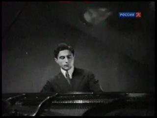 Константин Игумнов и Яков Флиер (кадры 1935 г.)