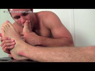 Sean holmes socks and feet worshiped gay trampling domination