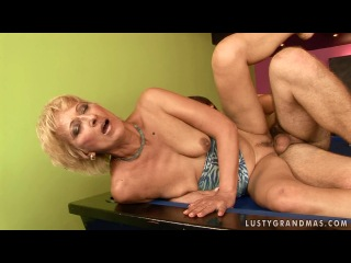 Lusty grandmas yda