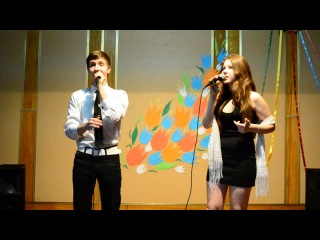 Dmitry Panov & Elena Nepsha - Wouldn't Change A Thing(cover by Demi Lovato & Joe Jonas)