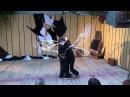 Танц.Проект ,Пантомимы,ПавелАвабука,Полина. 16.09.2012