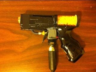 "How to Make: ""CZ-75"" Full Auto Airsoft Gun"