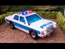 Мультики про машинки все серии подряд. Полицейская машина. Развивающие Видео для детей. Мультики