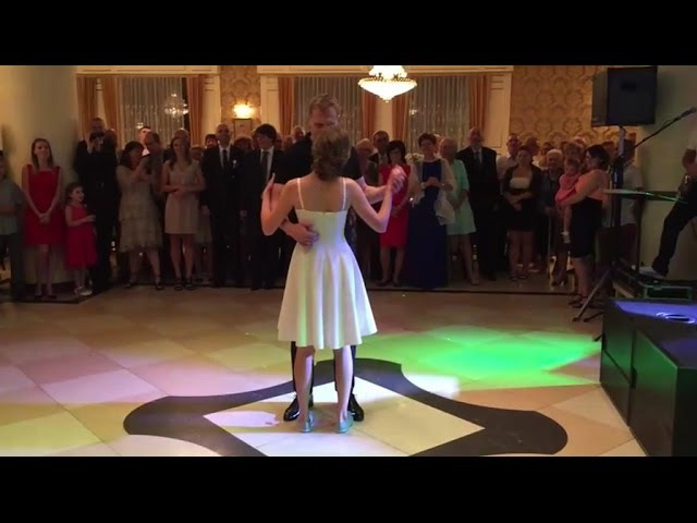Dirty Dancing Asia Maciek's First Wedding Dance (Time of My Life) / Pierwszy taniec