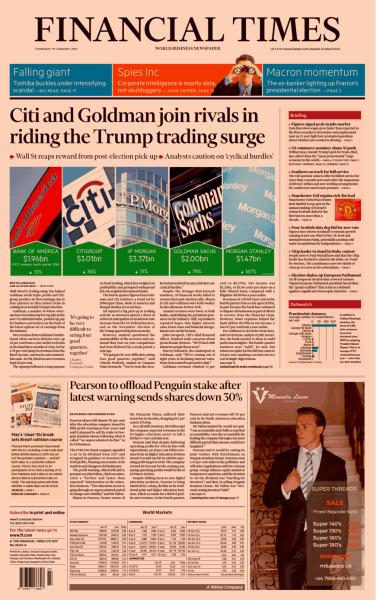 Financial Times UK January 19 2017p FreeMags