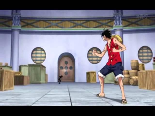 Ван пис Герой Опенинг Хвост феи One Piece AMV
