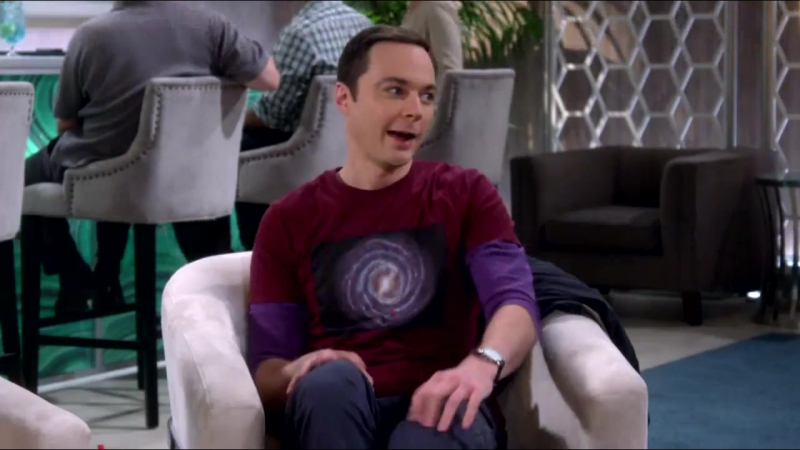 Теория большого взрыва The Big Bang Theory 10 сезон 13 серия Промо The Romance Recalibration HD