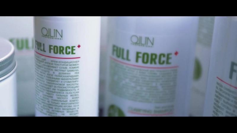 Процедура OLLIN Professional FullForce с экстрактом бамбука для чуствительной кожи головы и ухода за ломкими волосами. » FreeWka - Смотреть онлайн в хорошем качестве