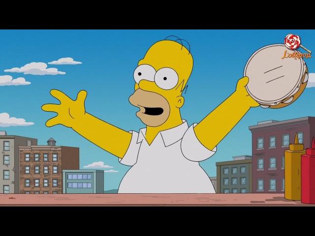Симпсоны Лучшие моменты 28 сезон Часть 6