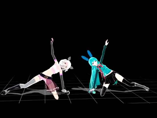 танец фнаф аниме под музыку Womanizer мангл и бон бон