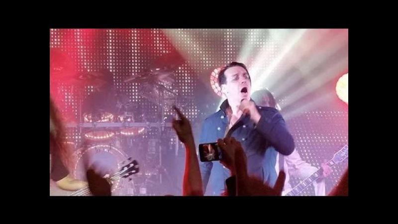 Pain ft. LINDEMANN - Praise Abort Live Hamburg 09.11.2016 (Multicam) HD