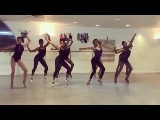 Hiplet Ballet meets HipHop best Hiplet Moves