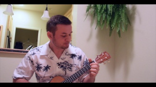 Russian anthem on hawaiian ukulele