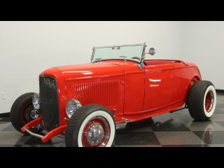 '32 Ford Hi Boy Roadster