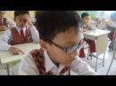 Kepergok Siswa SDIT Al Ibrah Tetap Jujur Mengerjakan Soal Ujian