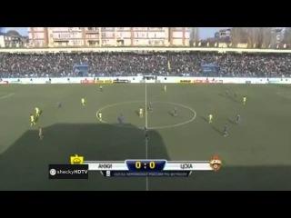 HD | Анжи - ЦСКА 2:0 Oбзор Mатча (Все Голы)