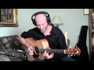 Adam Rafferty - Michael Jackson - Thriller - Solo Acoustic Fingerstyle Guitar