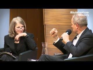 Elbphilharmonie Gespräch Pierre de Meuron